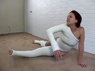 leg cast, spica cast, shoulder spica