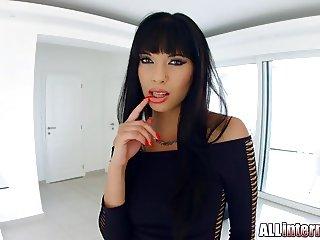 AllInternal Dirty Kitty Lovedream sucks cock after anal