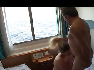 Sex Tape On A Cruising Boat