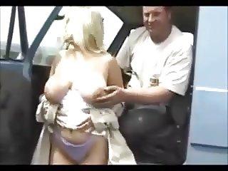 mature wife trucker fun 4