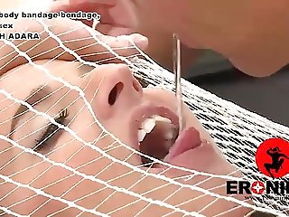 Whole-Body Bandage bondage,erotic Amira Adara