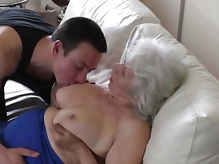 Oh What the heck!, kiss me Grannma!!