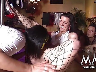 MMV FILMS German Lesbian Milfs