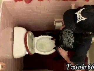 Brutal twink porn movies Unloading In The Toilet Bowl