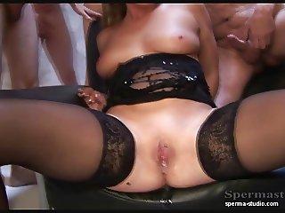 Extreme Creampies & Cumshots - Sexy Natalie T2-::