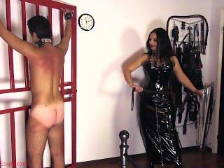 Femdom Mistress Ezada extreme torture