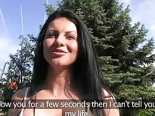 gorgeous romanian fucks for money