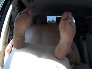CAR FUCK SOLES VIEW
