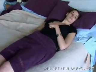 FND - Clothed Masturbation 1