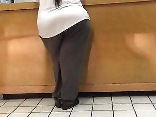 Wide High Ass