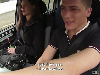 Czech Taxi 2