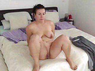 Fatma milky tits fat pussy mature milf bbw chubby mom