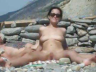 Depraved nudists