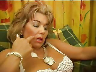 french hairy mature femdom and young slave oral