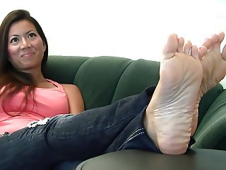 Michelle stinky soles