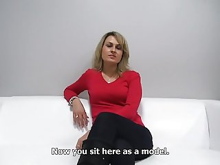 European milf on the couch 3