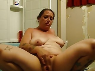 Trailer Trash Mom Masturbation