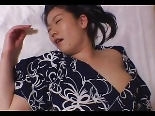 45yo Japanese Mature Sucks and Fucked Good (Uncensored)