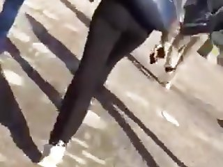Candid Teen Ass