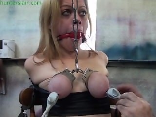 More Pain then I Ever Thought My Breasts Could Handle!