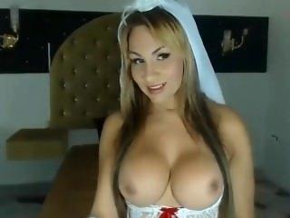 Tranny Bride