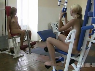 Teen Nudist Workout №01-14 kollaider2009
