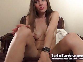 Lelu Love-Cuckolding Jerkoff Encouragement Vibrator Masturba