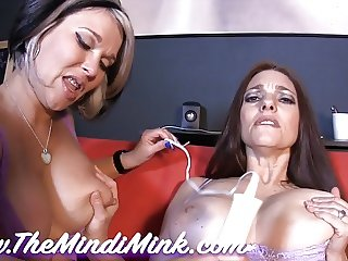 Catching Your Sexy Mom MILF LESBIAN TABOO