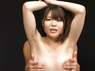 Asian Nipple Play Meg (Softcore)