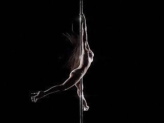 RIDE IT - slow erotic music video pole dancers oil ice