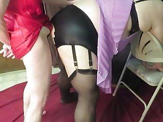 new sissy fucking