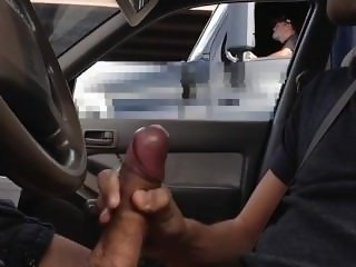 Flashing truckers compilation