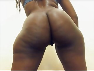 Dark Chocolate Bubble Butt