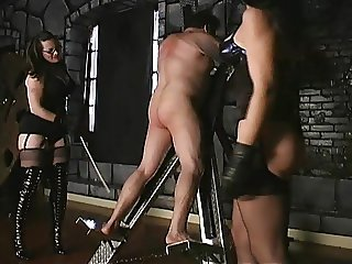 Double whip Pain for Full Pleasure