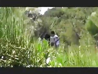 turbanli citir acik havada veriyor