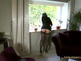 Maid Slave amatrice soubrette soumise et baisée