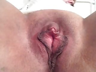 Big Clit Pussy Close up