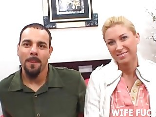 Your wife wants to fuck a male pornstar