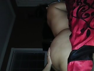 Big indian booty massage