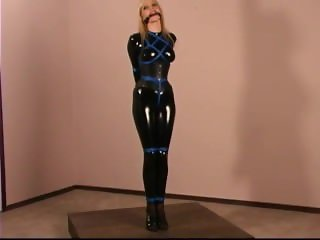Latex bound to a pole