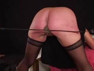 private spanking