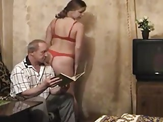The young wants to fuck while the old wants to read