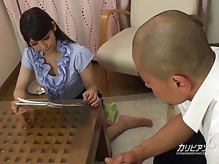 Horny Sex Teacher Rei Mizuna