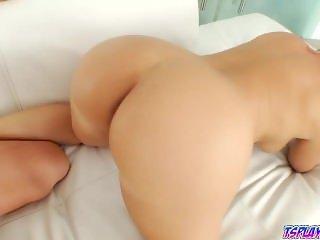 Katja Kassin blowjob Eva Lins she dick and she gets anal fuck