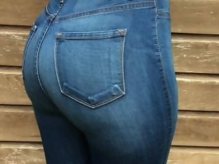 Jeans Ass Stef