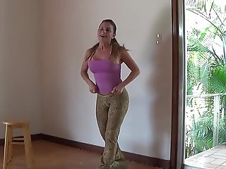 yes!!! fitness hot ASS hot CAMELTOE 38
