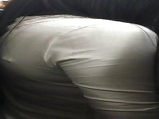 dick ass on subway