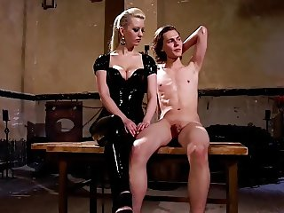 BDSM straight boy in therapy pt. 4