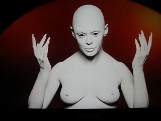 Rose McGowan New Topless WOW