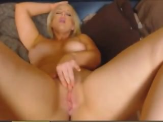 horny blonde holly sanderson solo pussy masturbation - www.faptime.top
